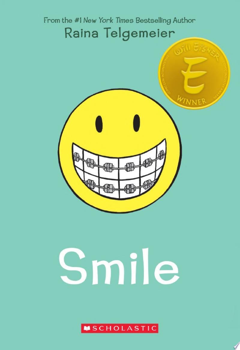 Smile banner backdrop