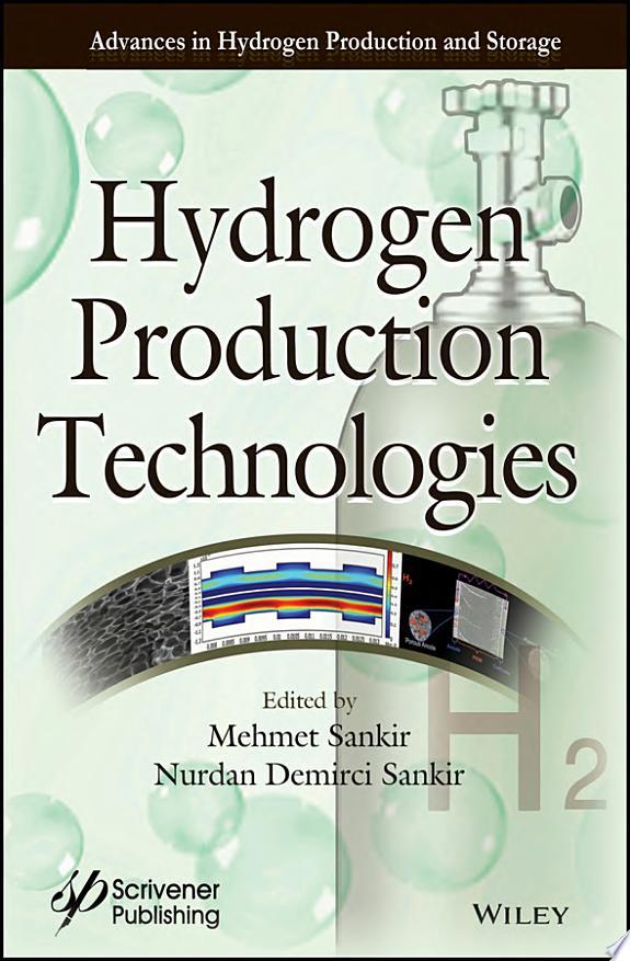 Hydrogen Production Technologies banner backdrop