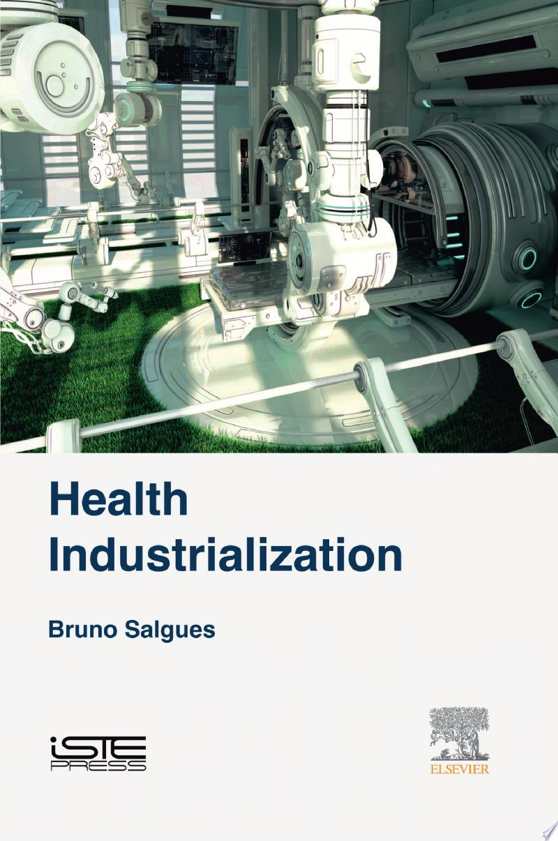 Health Industrialization banner backdrop