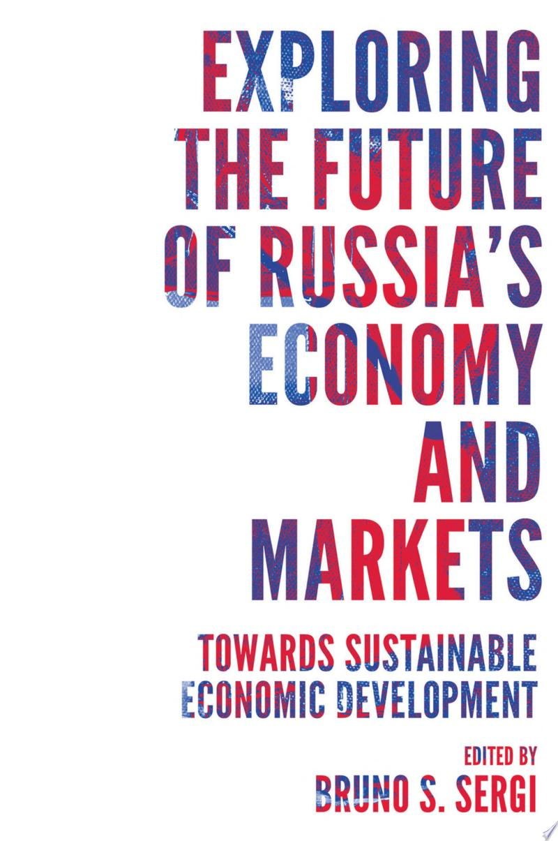 Exploring the Future of Russia's Economy and Markets banner backdrop