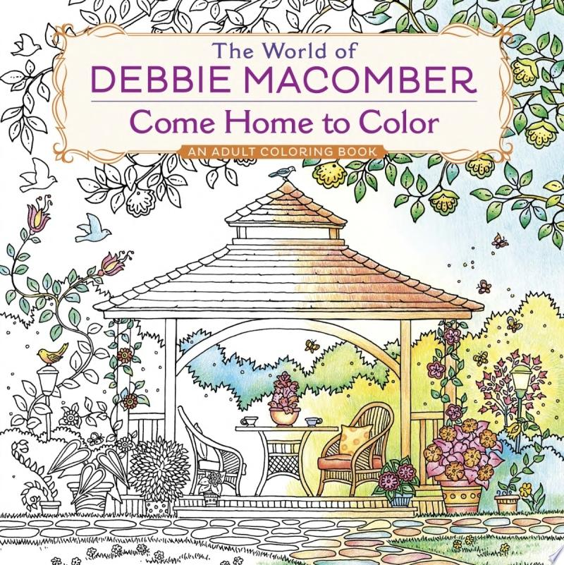 The World of Debbie Macomber Come Home to Color banner backdrop