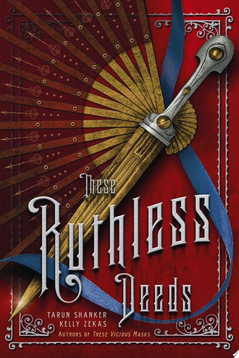 These Ruthless Deeds banner backdrop