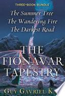 The Fionavar Tapestry Trilogy image