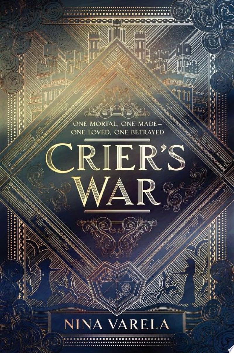 Crier's War banner backdrop