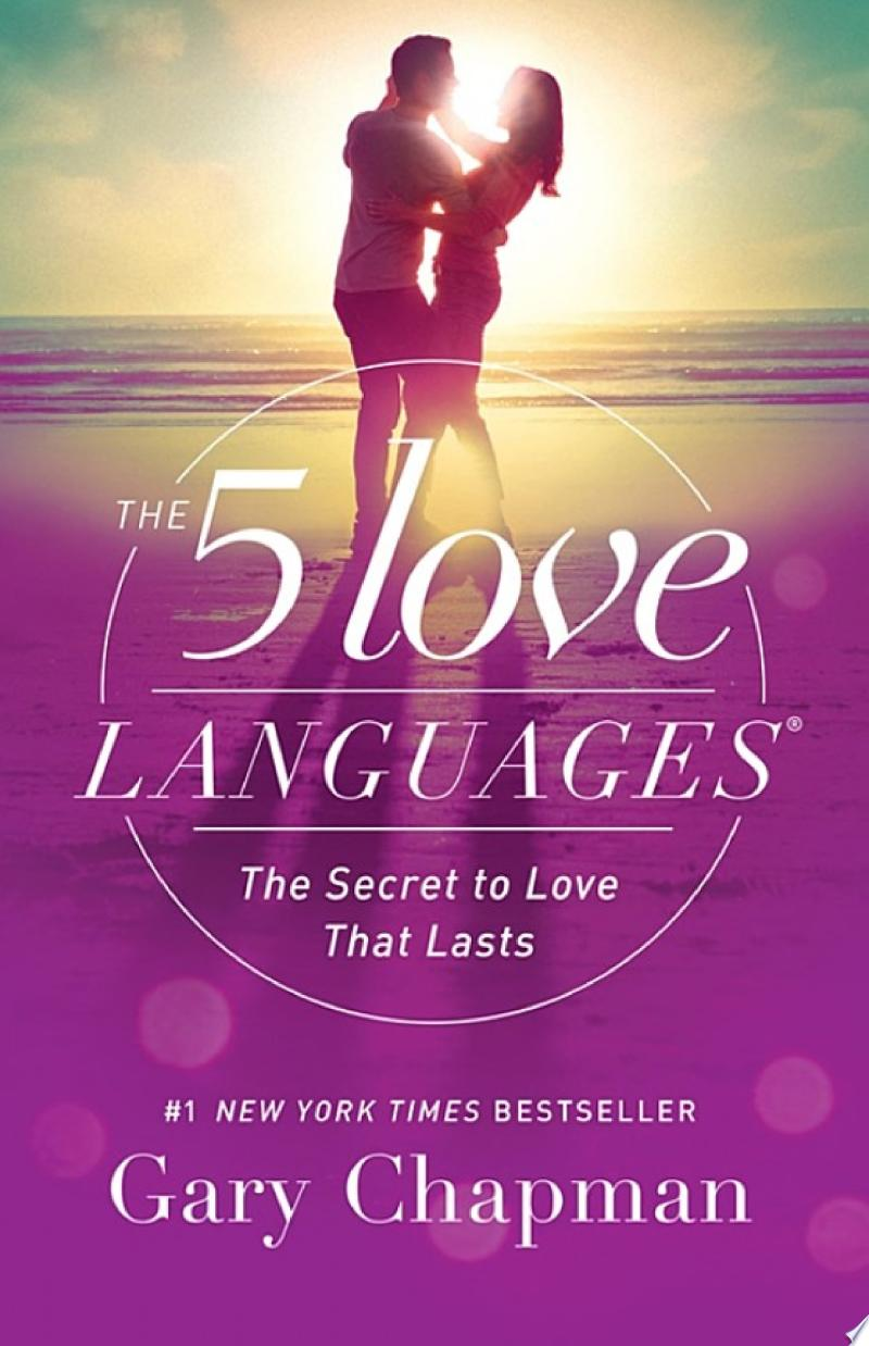 The 5 Love Languages banner backdrop