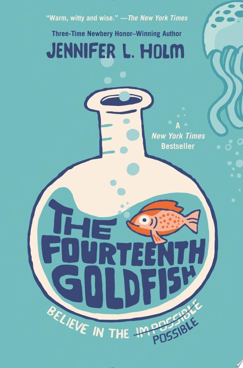 The Fourteenth Goldfish banner backdrop