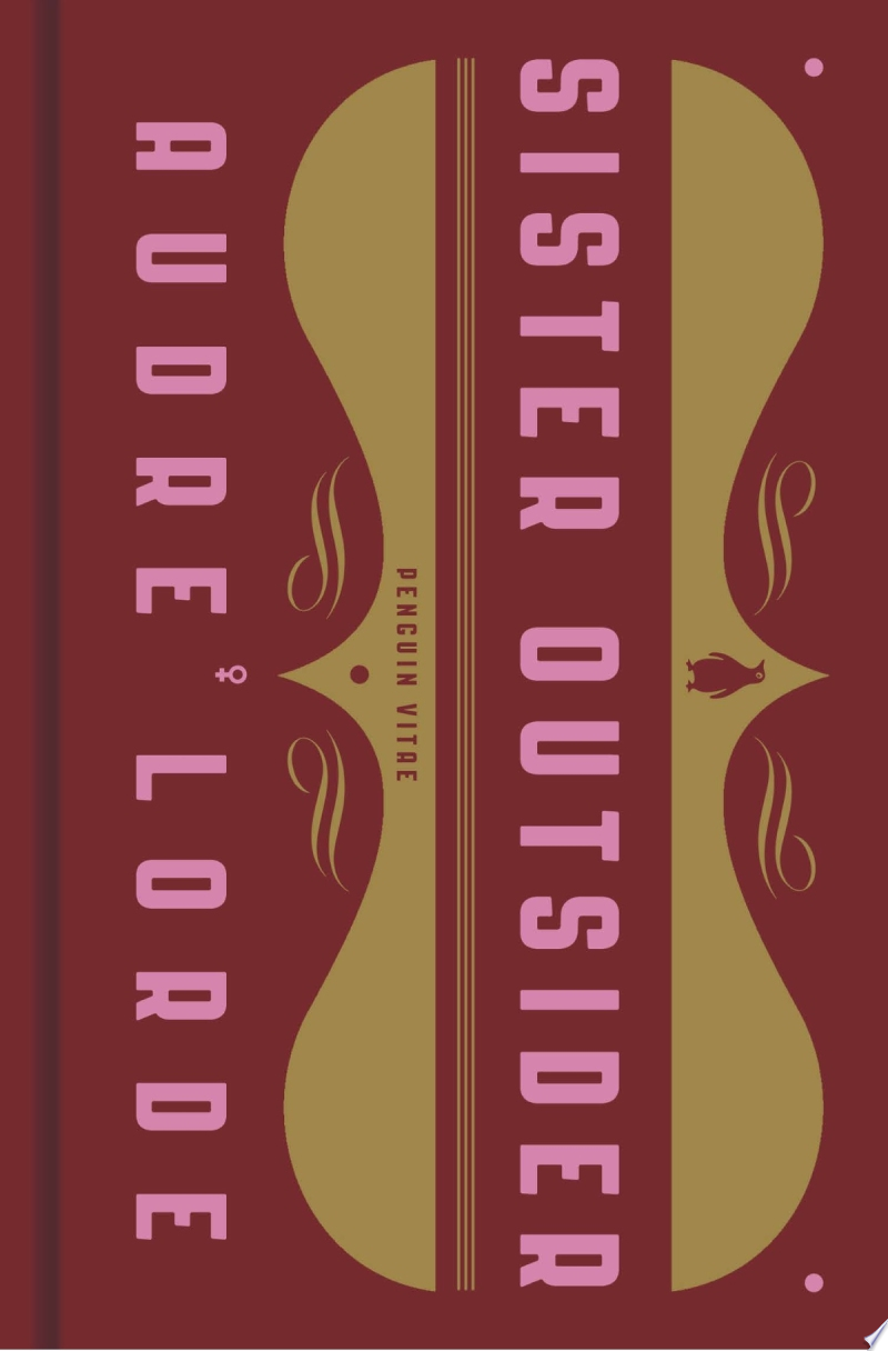 Sister Outsider banner backdrop
