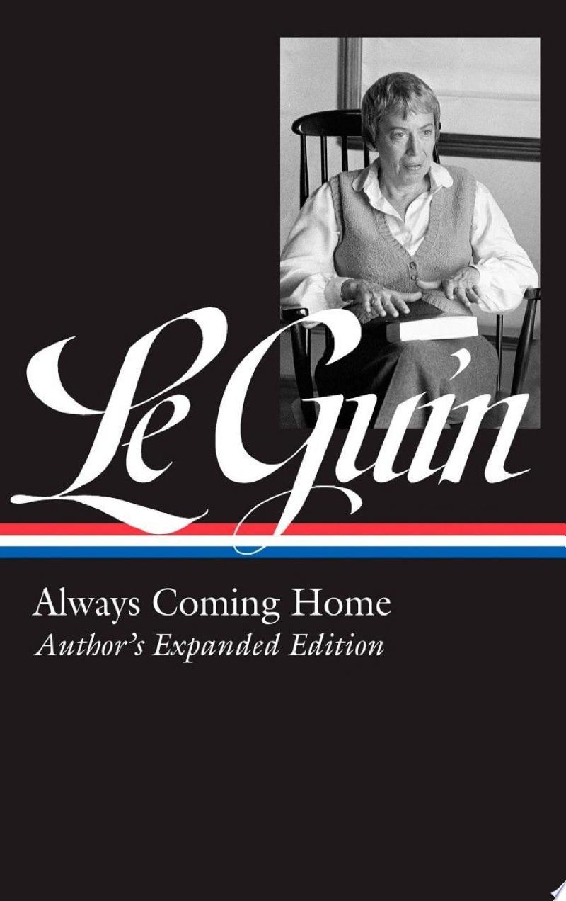 Ursula K. Le Guin: Always Coming Home (LOA #315) banner backdrop