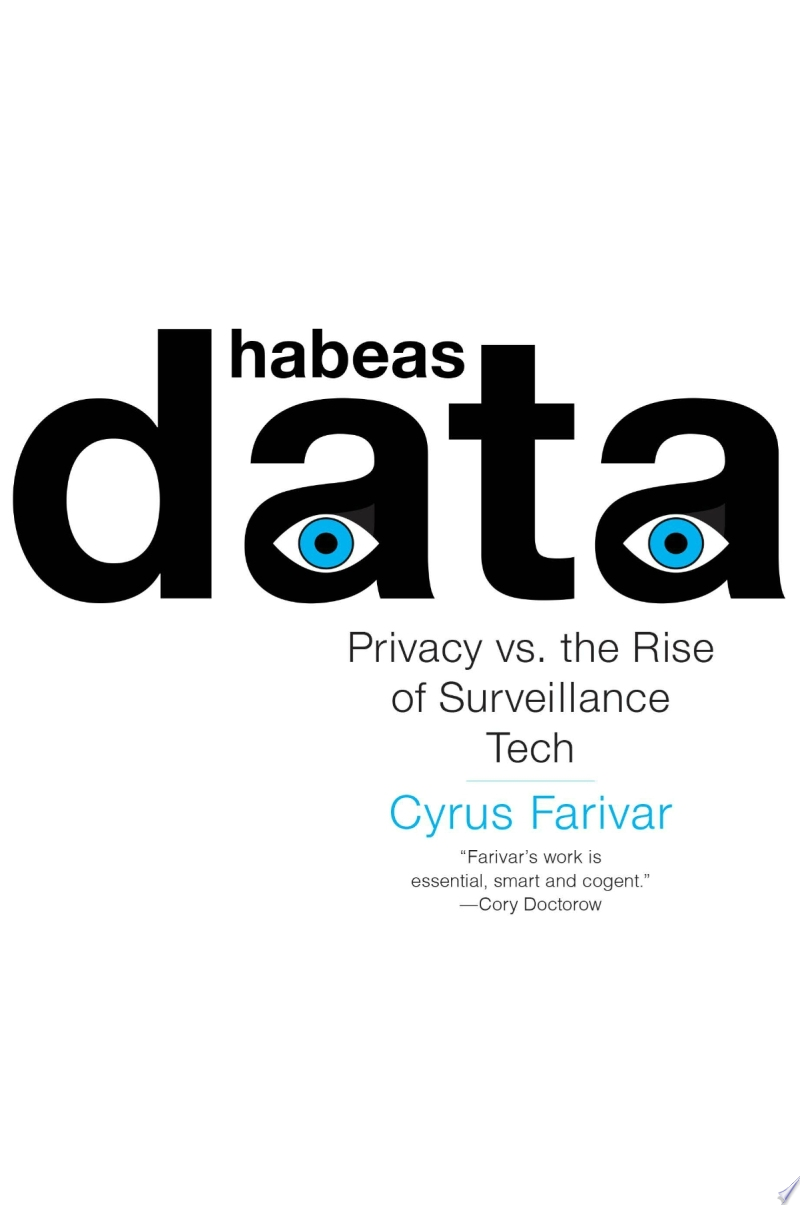 Habeas Data banner backdrop