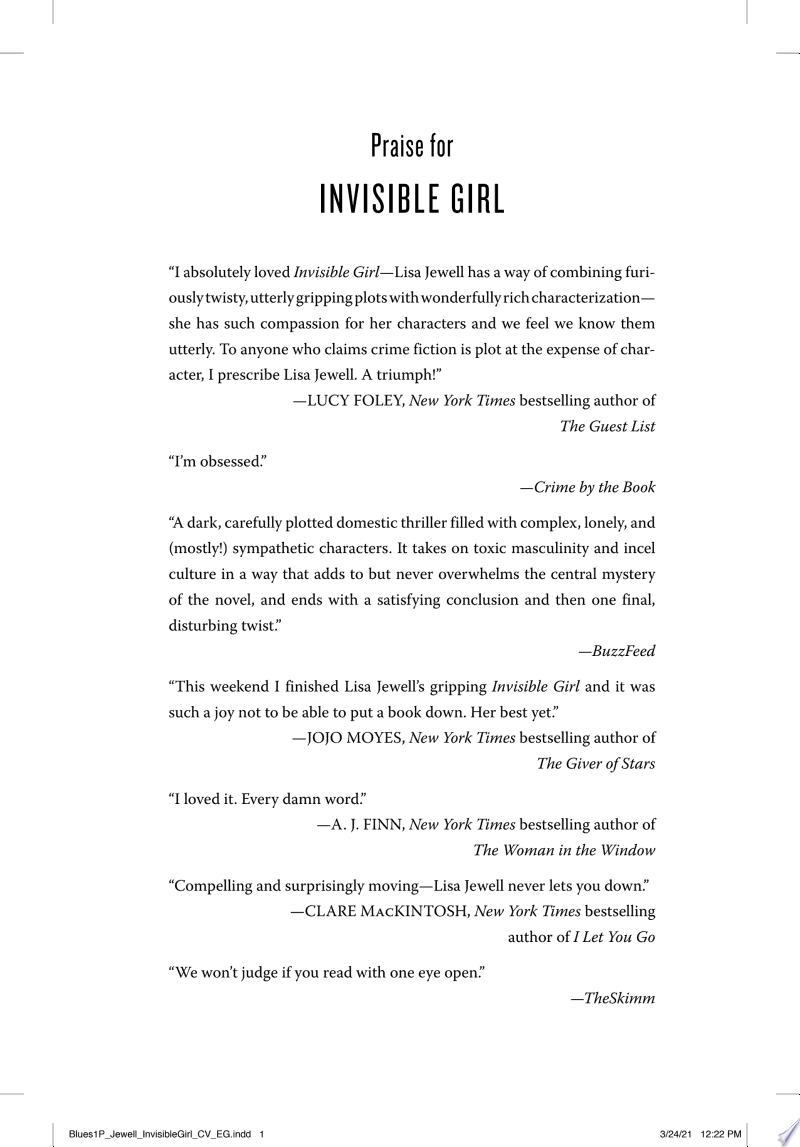 Invisible Girl banner backdrop