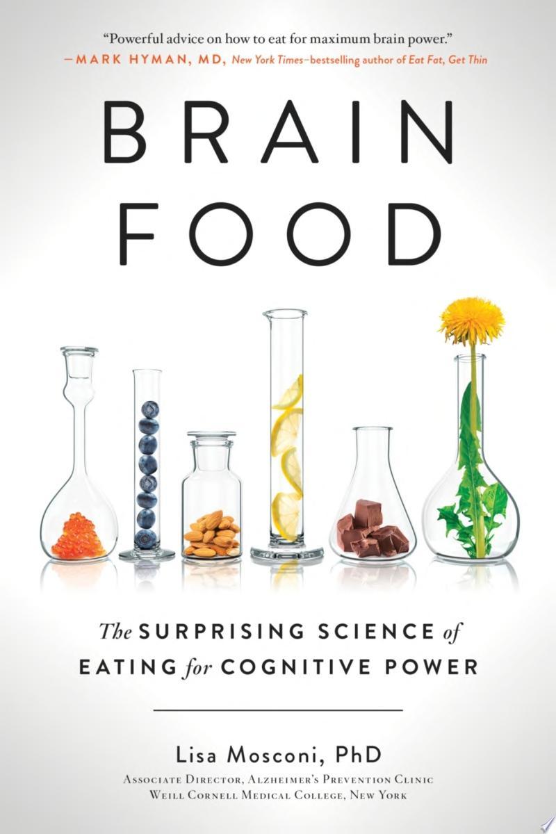 Brain Food banner backdrop
