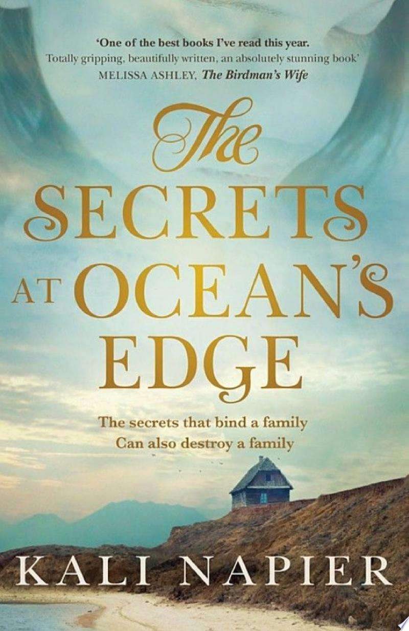 The Secrets at Ocean's Edge banner backdrop