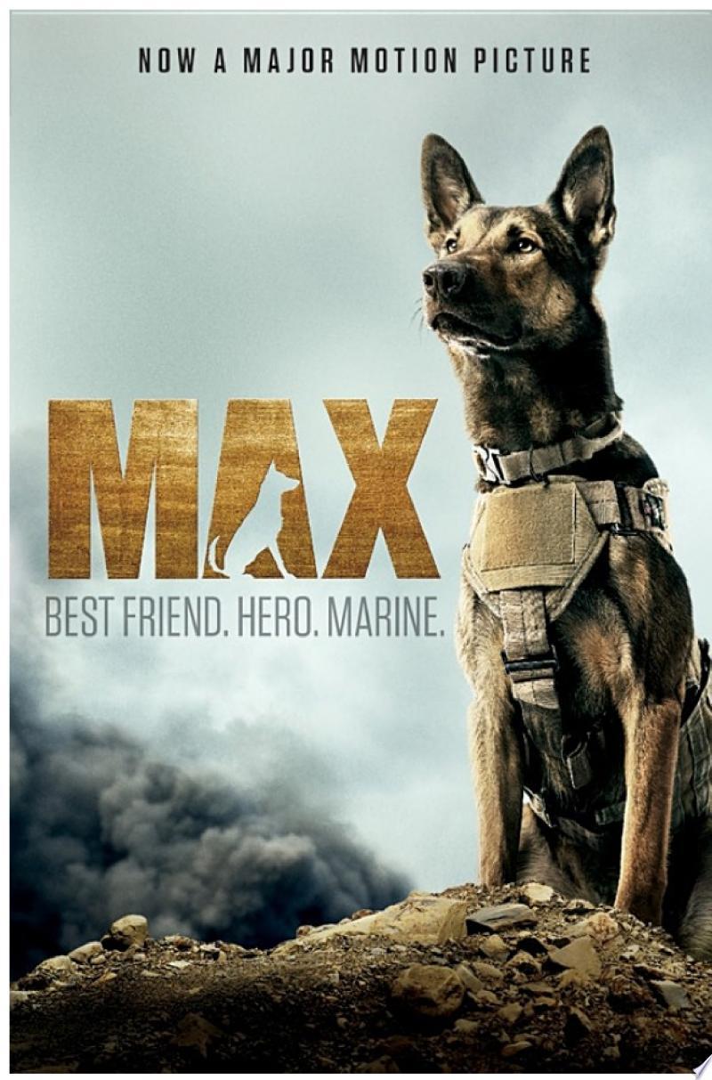 Max: Best Friend. Hero. Marine. banner backdrop