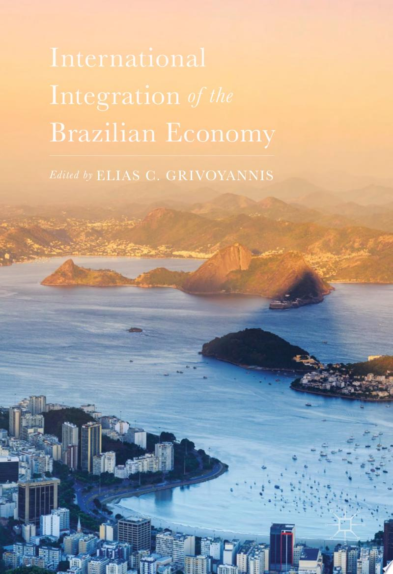 International Integration of the Brazilian Economy banner backdrop