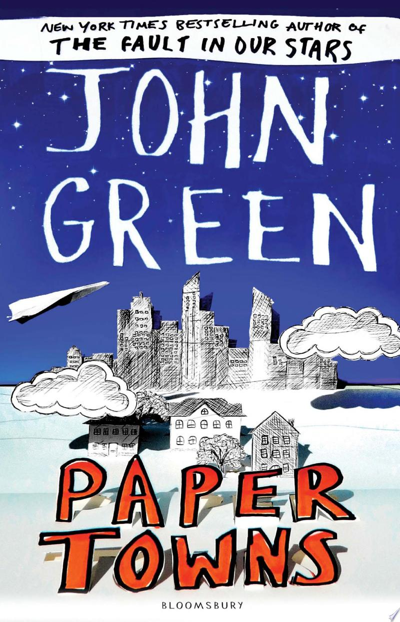 Paper Towns banner backdrop