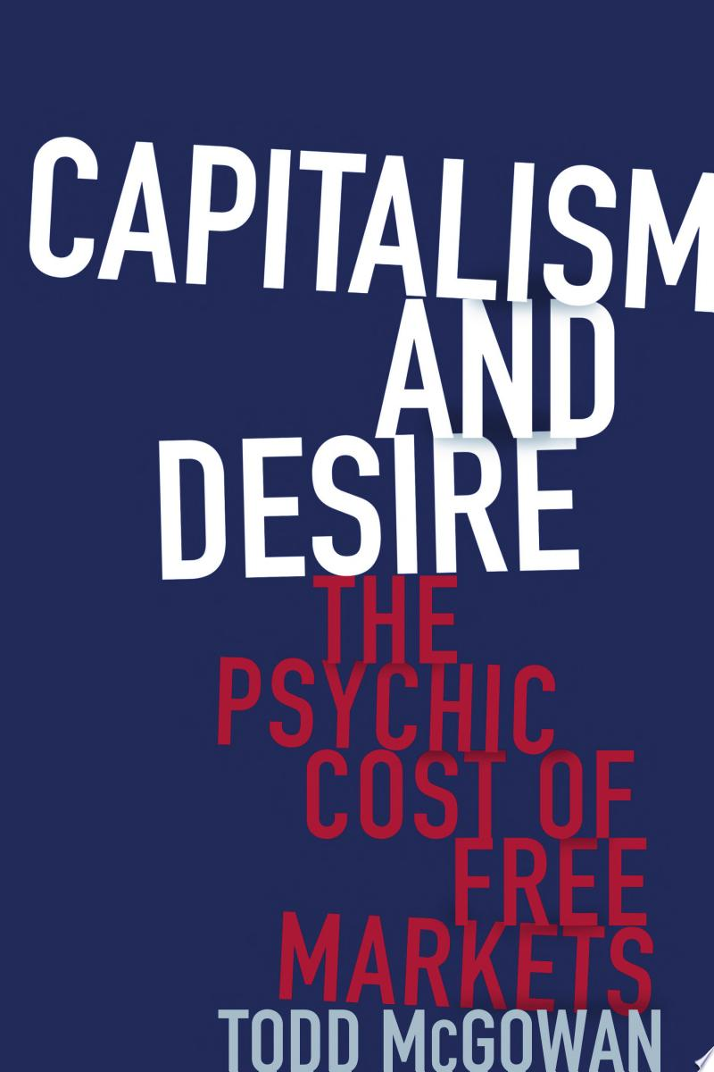 Capitalism and Desire banner backdrop