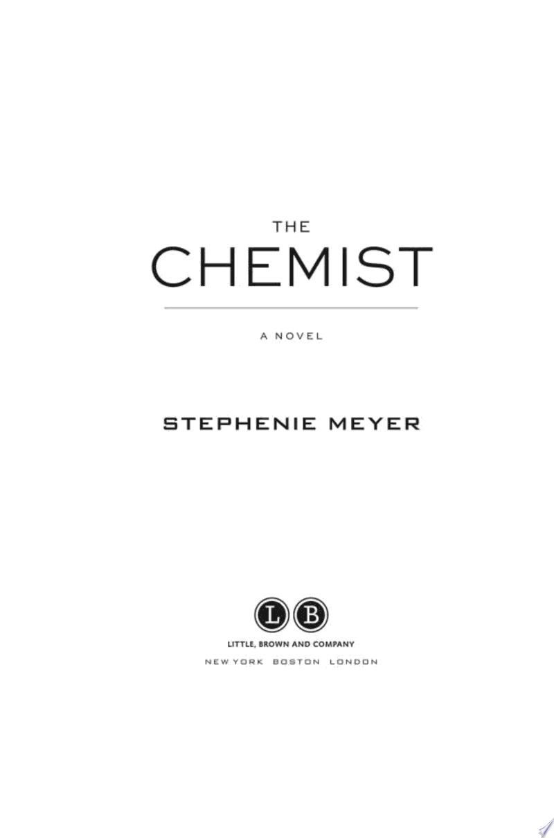 The Chemist banner backdrop