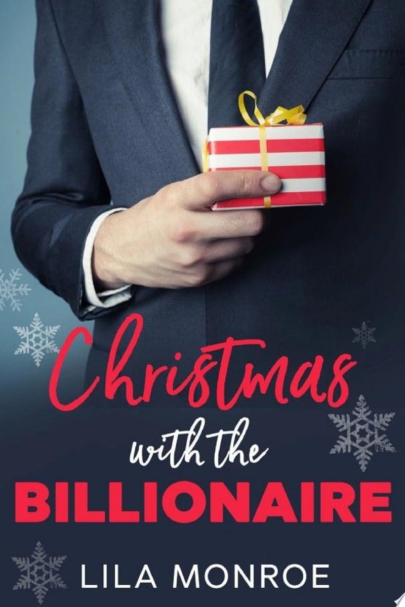 Christmas with the Billionaire banner backdrop