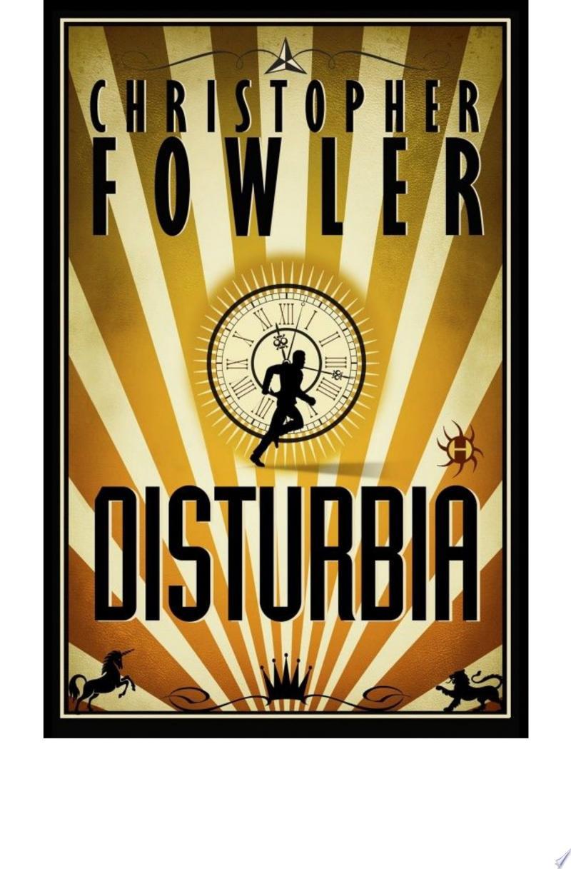 Disturbia banner backdrop