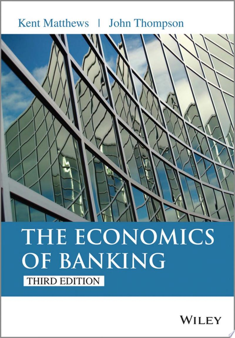 The Economics of Banking banner backdrop
