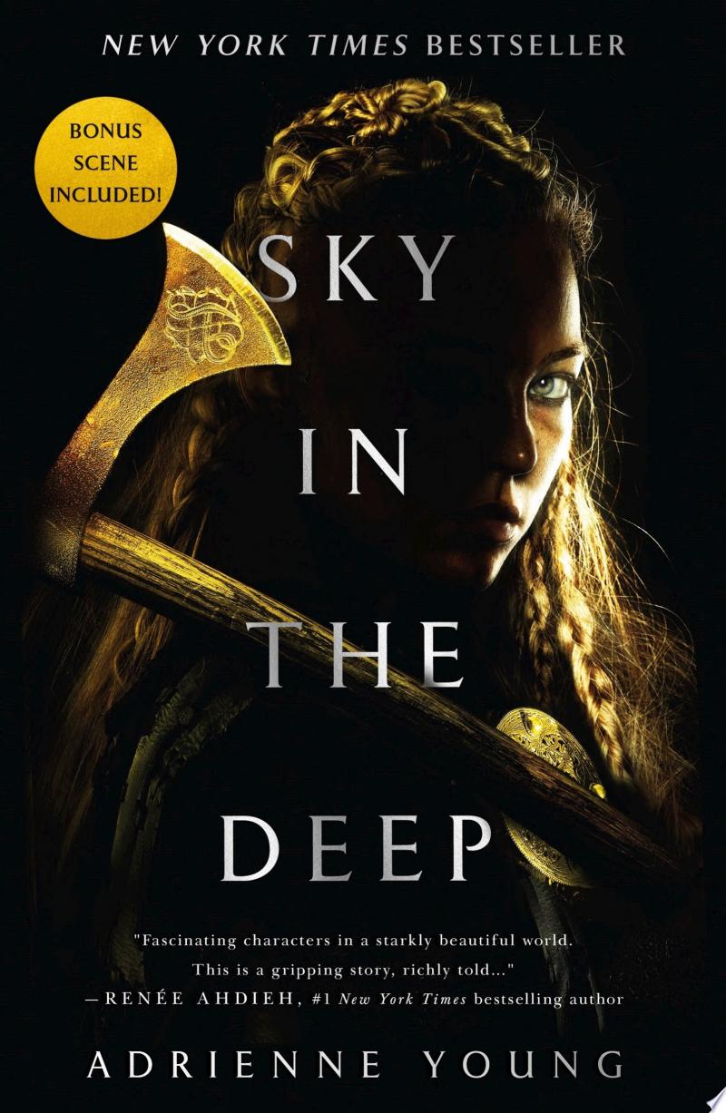 Sky in the Deep banner backdrop