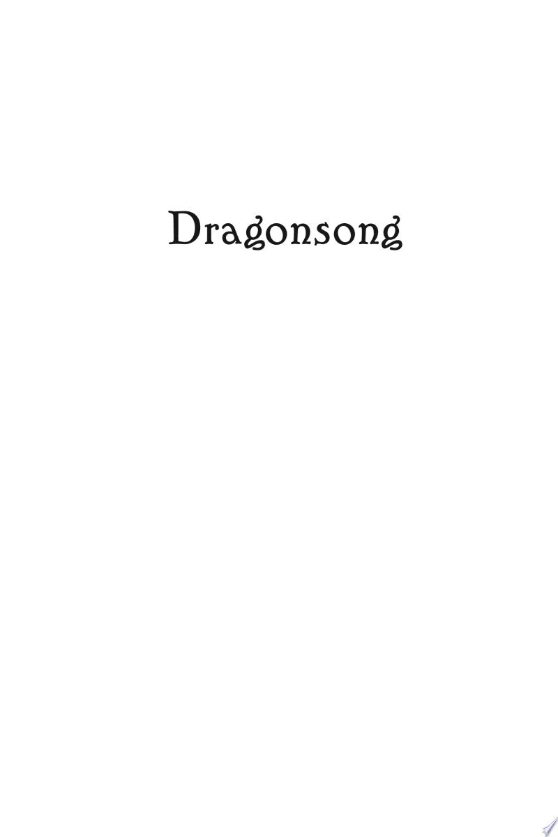 Dragonsong banner backdrop