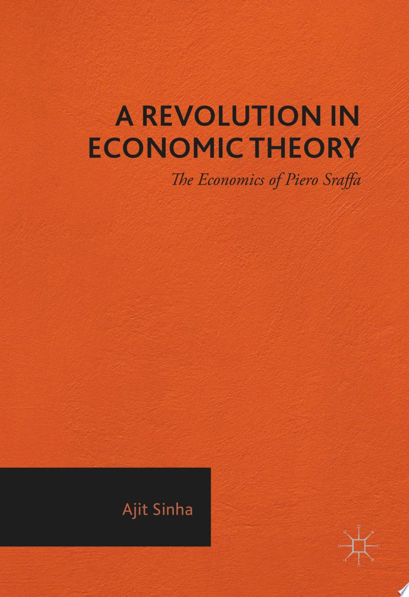 A Revolution in Economic Theory banner backdrop