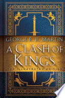 A Clash of Kings: The Illustrated Edition image