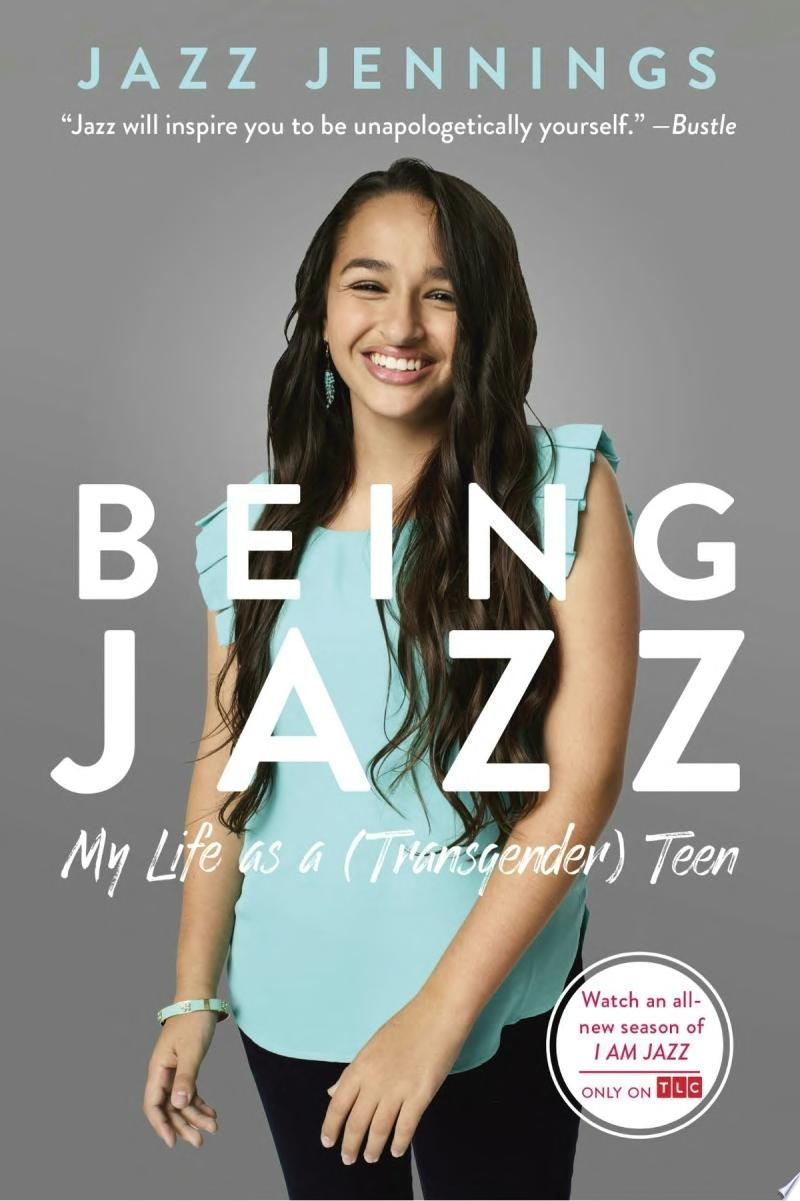 Being Jazz banner backdrop