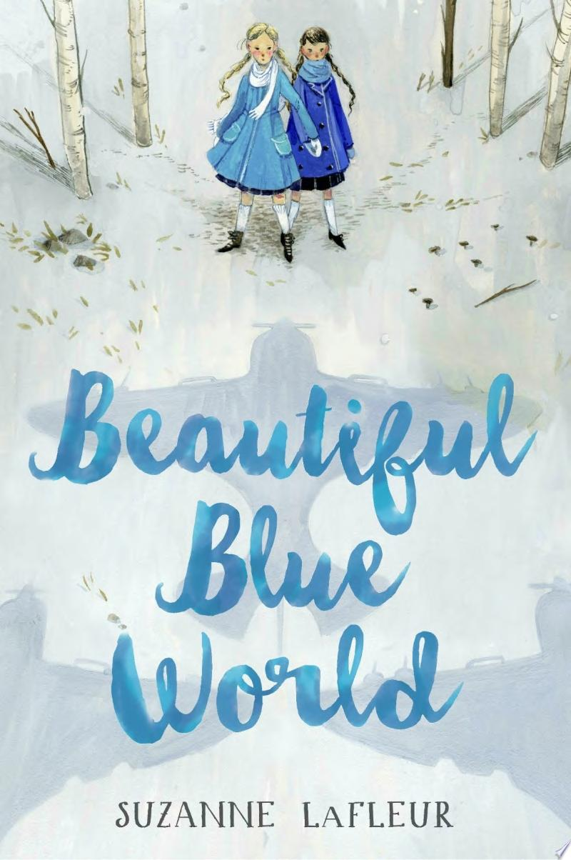 Beautiful Blue World banner backdrop