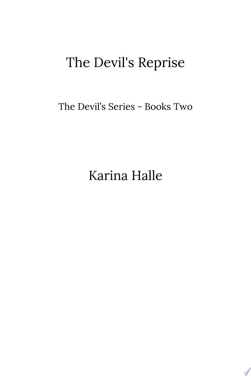 The Devil's Reprise banner backdrop