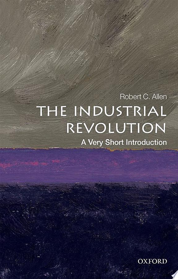 The Industrial Revolution banner backdrop