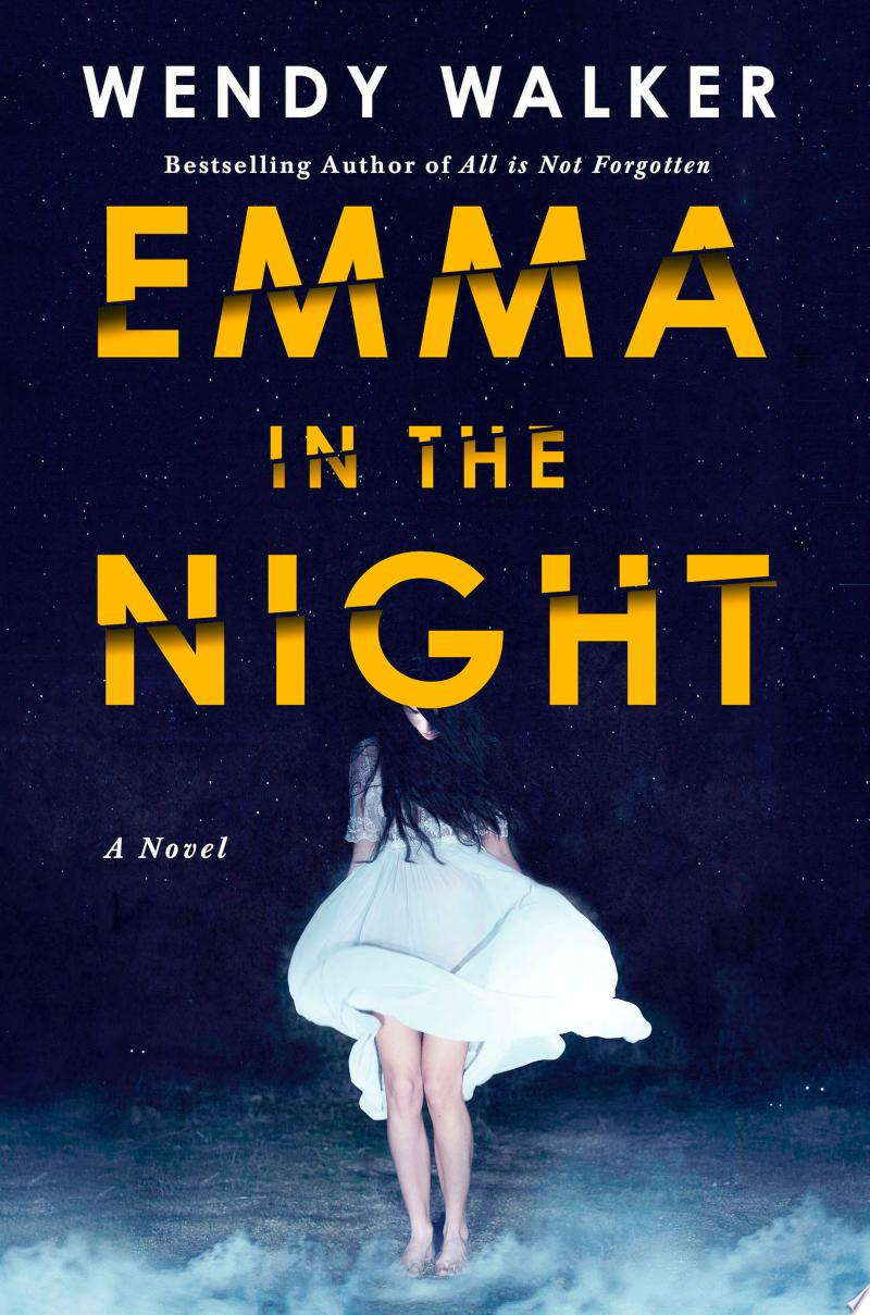 Emma in the Night banner backdrop