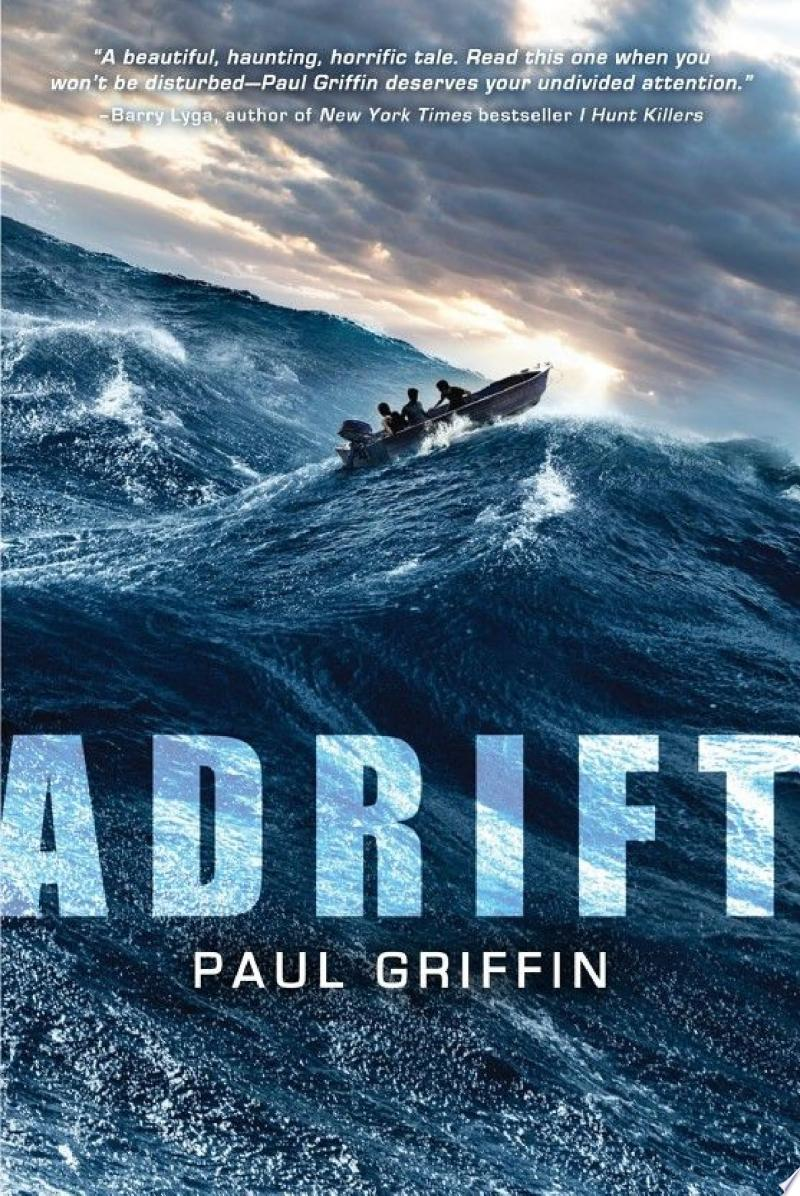 Adrift banner backdrop