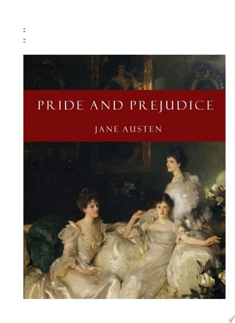 Pride and Prejudice banner backdrop