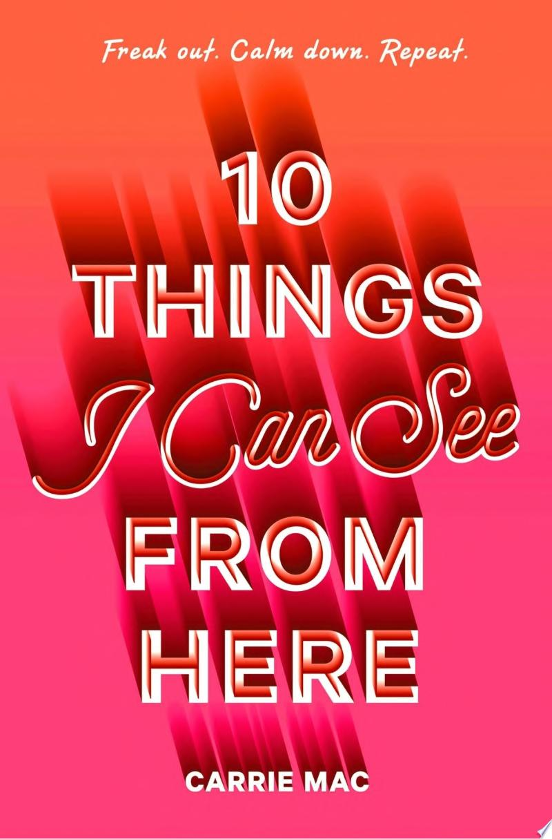10 Things I Can See From Here banner backdrop