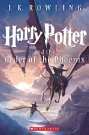 Harry Potter and the Order of the Phoenix (Book 5) banner backdrop