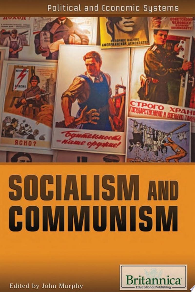 Socialism and Communism banner backdrop