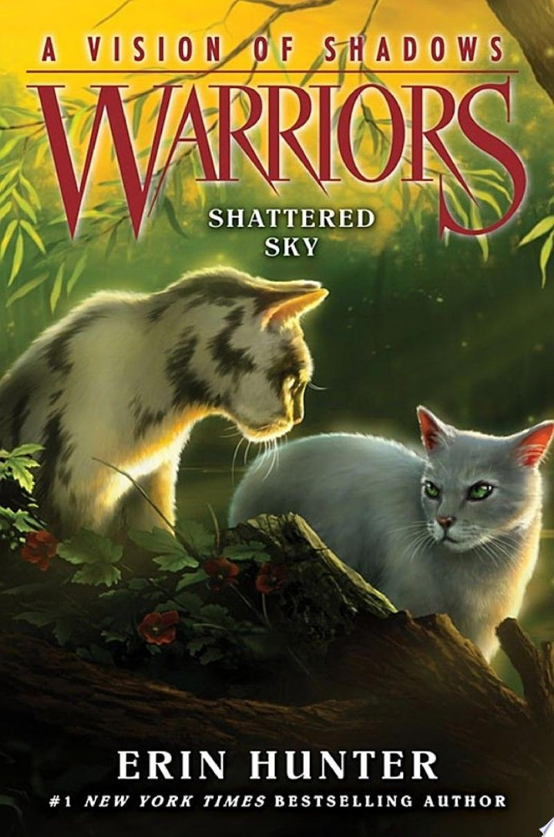 Warriors: A Vision of Shadows #3: Shattered Sky banner backdrop