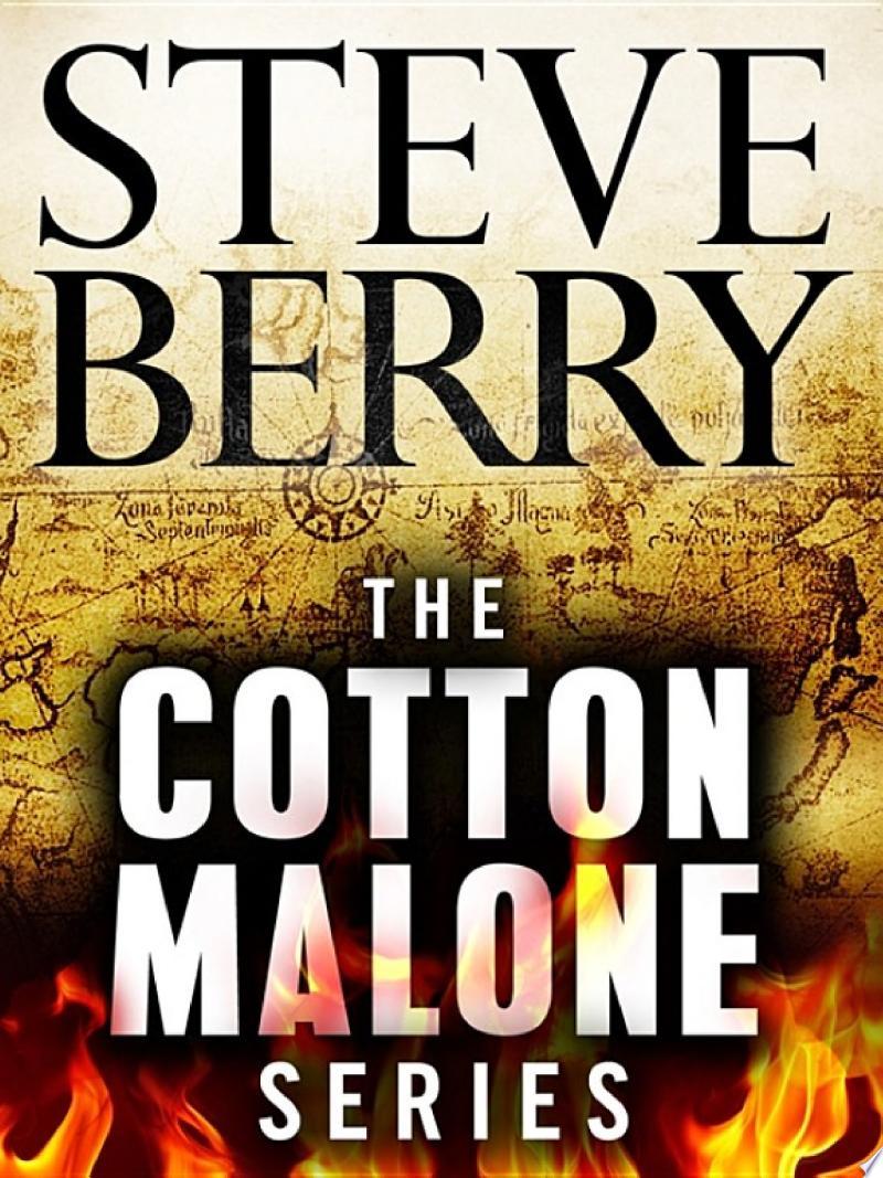 The Cotton Malone Series 9-Book Bundle banner backdrop