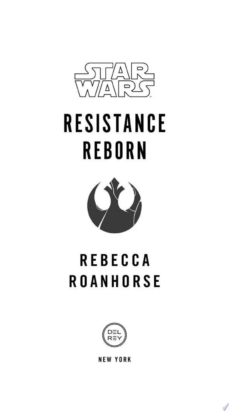 Resistance Reborn (Star Wars) banner backdrop