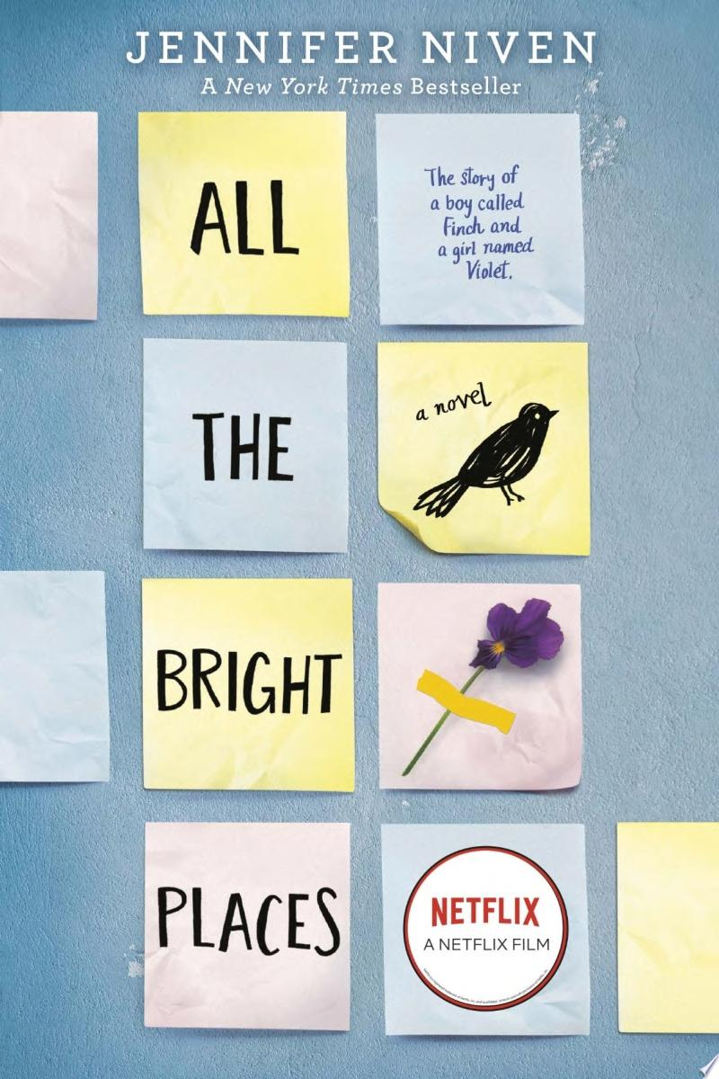 All the Bright Places banner backdrop