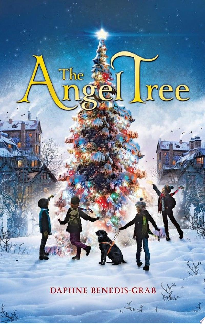 The Angel Tree banner backdrop