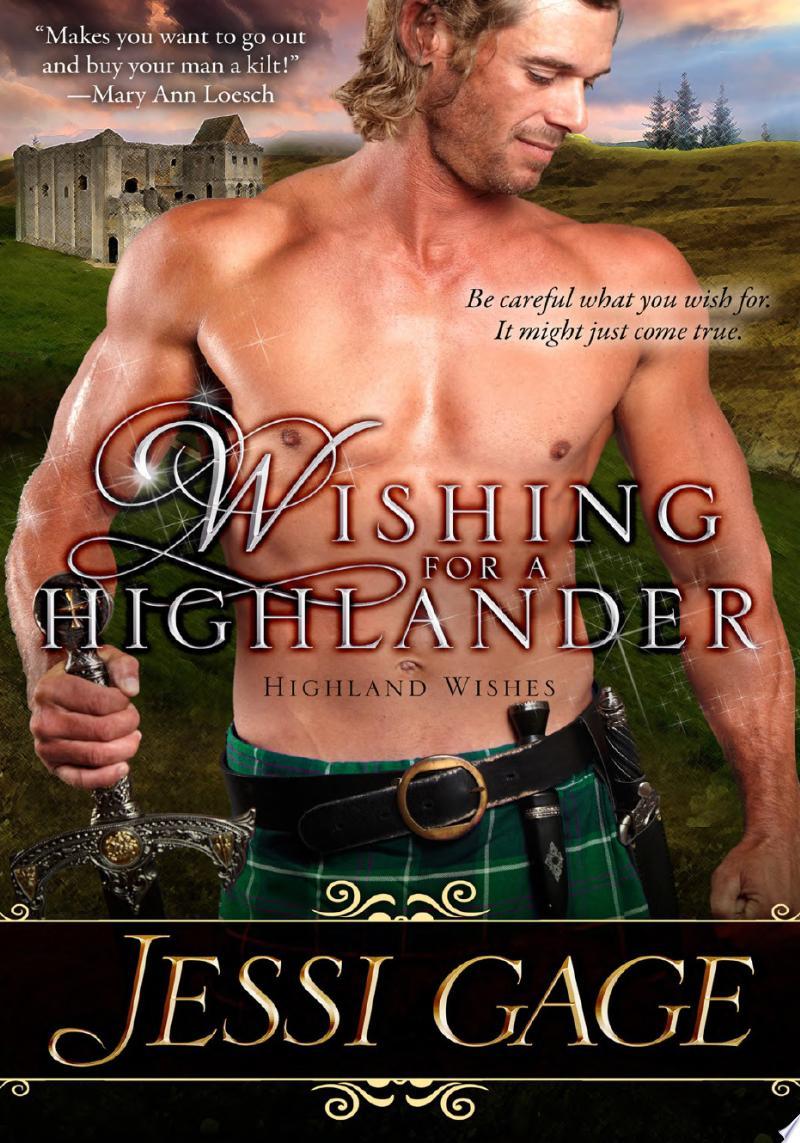Wishing for a Highlander banner backdrop