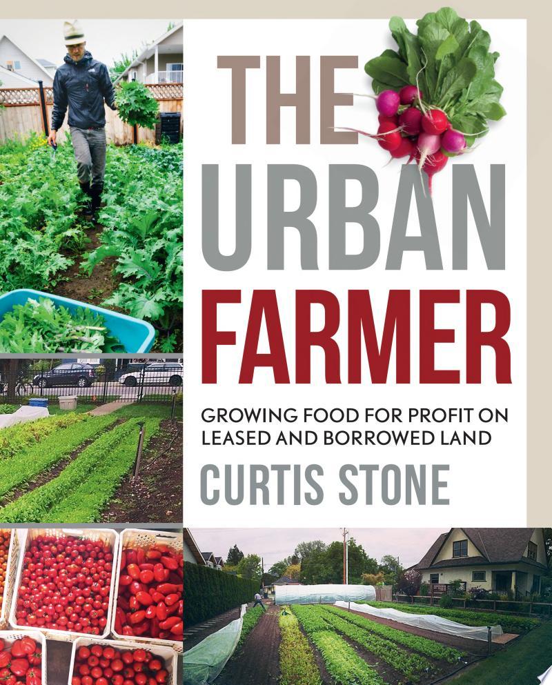The Urban Farmer banner backdrop