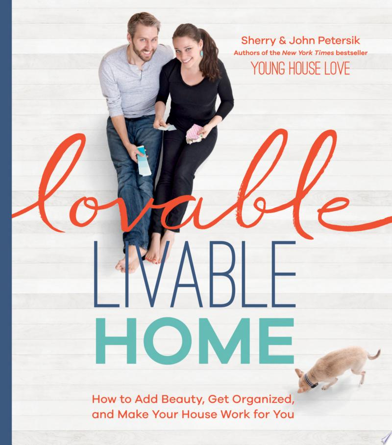 Lovable Livable Home poster