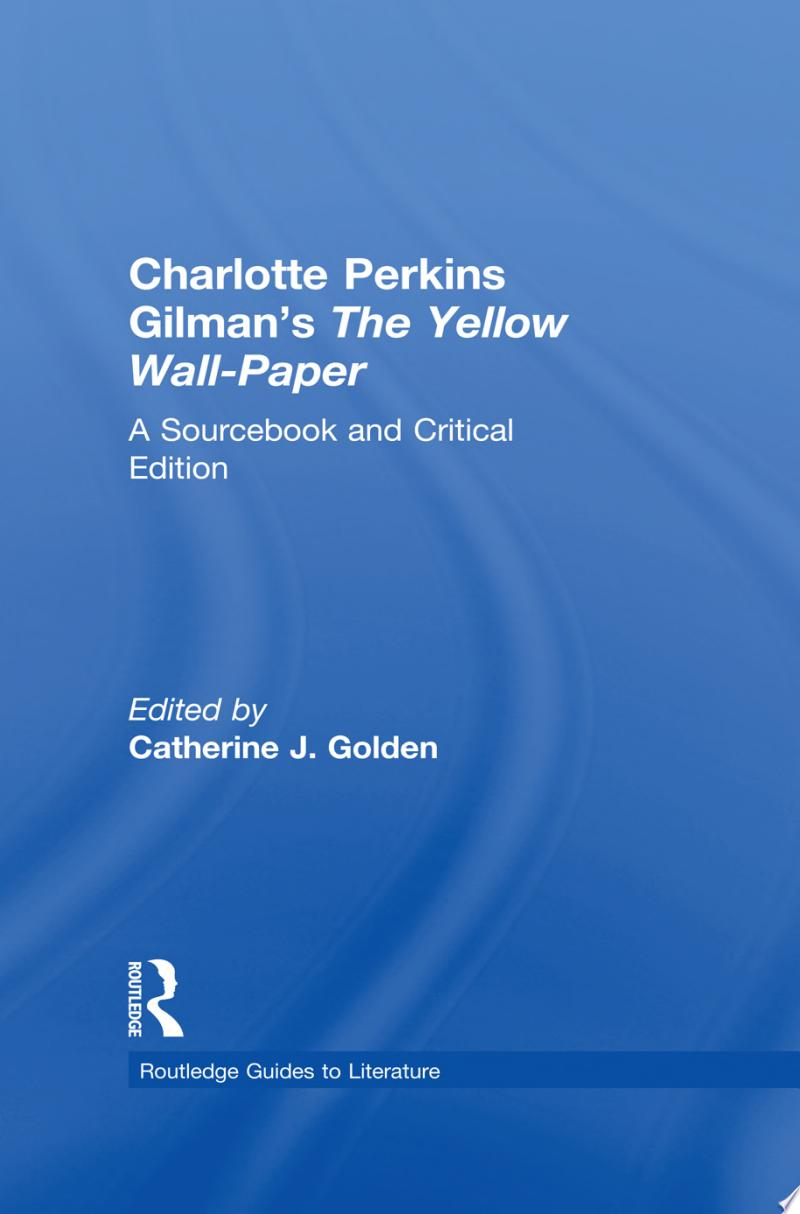 Charlotte Perkins Gilman's The Yellow Wall-Paper banner backdrop