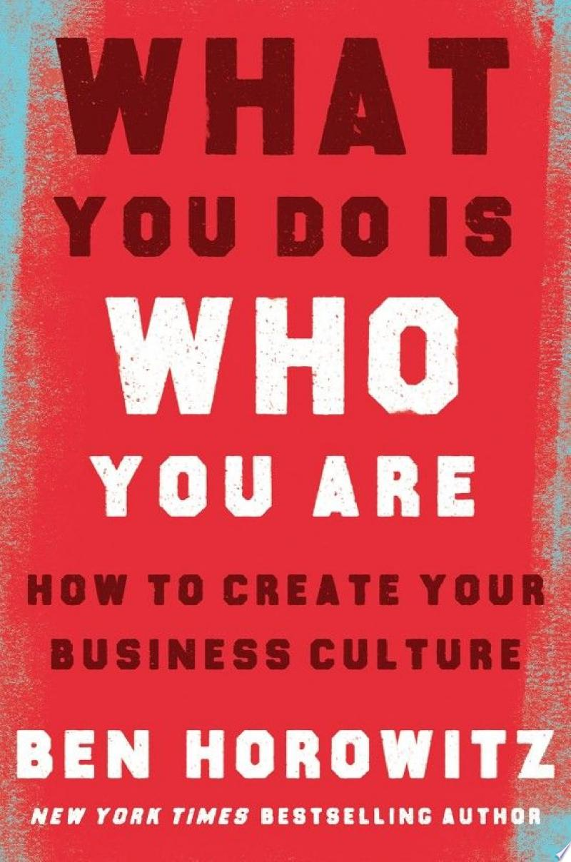 What You Do Is Who You Are banner backdrop