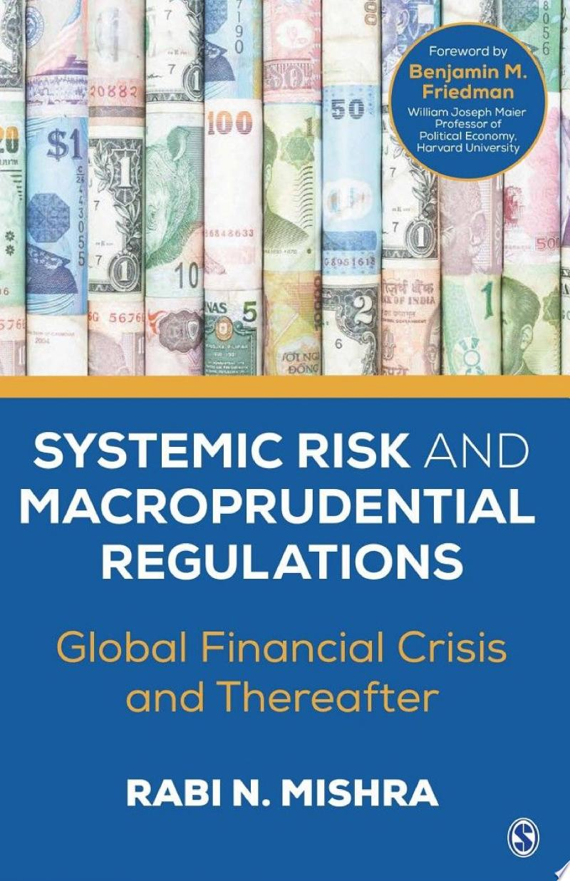 Systemic Risk and Macroprudential Regulations banner backdrop