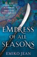 Empress of all Seasons banner backdrop